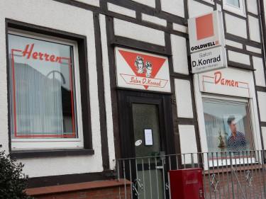 Elze Hauptstraße 18 Friseur Konrad