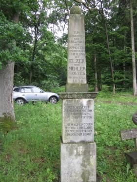 Denkmal Dreisch Holzteilung Elze Mehle Forst