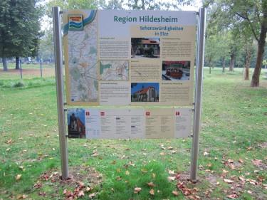 Bike- und Kneipp Anlage Elze Zum Königsstuhl Elze