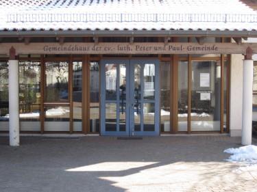 Peter und Paul Gemeinde Gemeindehaus Kirchplatz 1 Elze