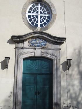 Peter und Paul Kirche Elze Südeingang