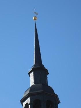 Peter und Paul Kirche Elze Turm Wetterfahne