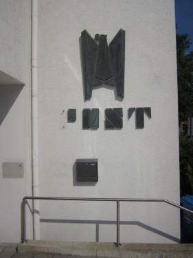 Post Gebäude Bahnhofstraße Elze