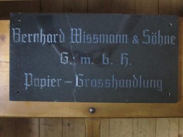 Wissmann PApiergroßhandlung Sophienstraße 5 Elze